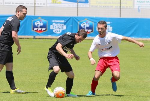 Coupe intersport lasaosa de finale district des landes de football - Coupe des landes football ...