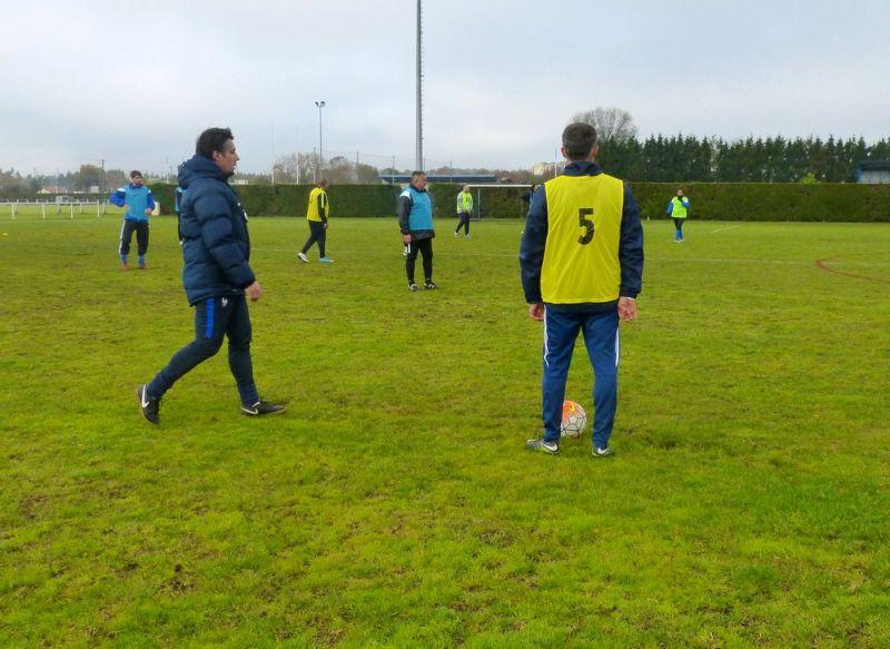 Cff3 au centre d partemental du football district des landes de football - Coupe des landes football ...
